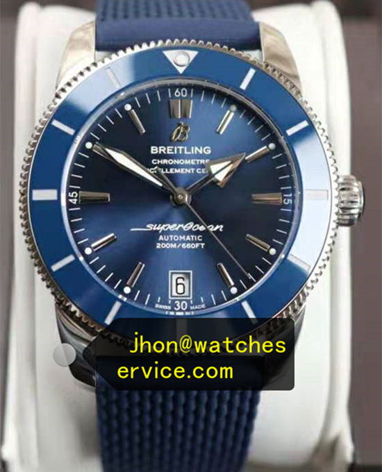 46MM Blue Dail Breitling Superocean AB2020161C1S1