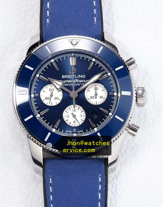All Blue 44MM Breitling Superocean AB0162161C1S1