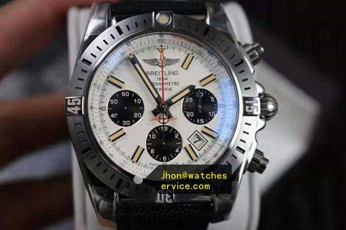 41MM Breitling Chronomat 41 Steel AB01442J replica watch