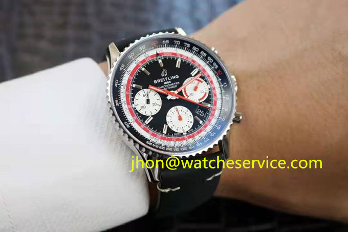 Replica Breitling Navitimer 43MM AB01211B1B1X1 Watch