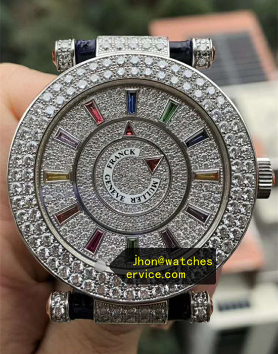 Ladies Collection Dense Diamonds Franck Muller 42-DM-D-2R-CD