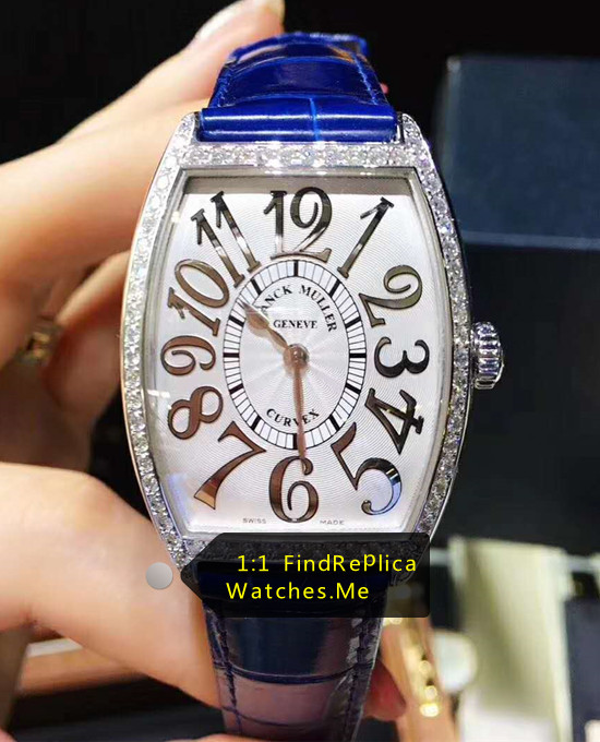 Ladies Collection Franck Muller 1752 Dark Blue