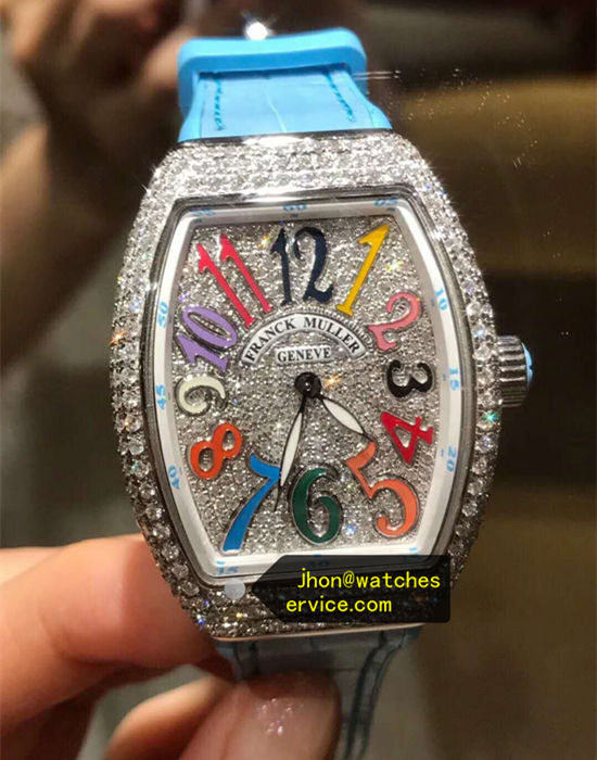 Ladies Collection Franck Muller V-32-SC-AT-FO-D-CD replica watch