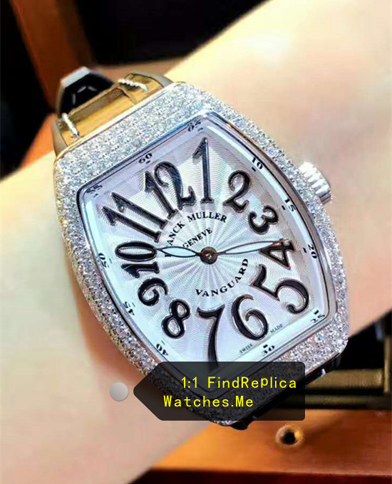 Ladies Collection Franck Muller V32-QZ replica watch
