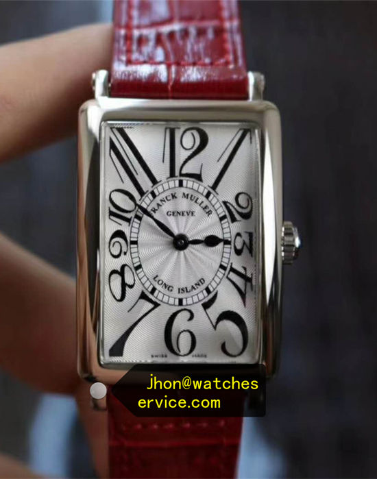 Long Ialand Franck Muller Polished Steel