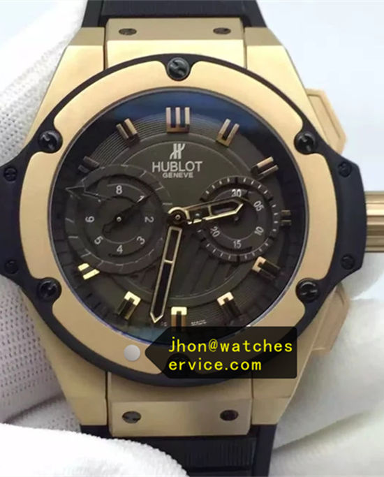 18k-Gold 48MM Hublot King-Power 715.CI.1110.RX