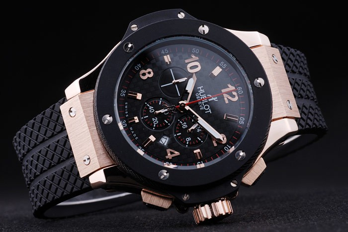 A grade quality hublot Big Bang 44mm 301.PB.131.RX Gold replica watch