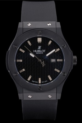 Hublot Classic Fusion 45MM 511.CM.1771.RX Black Ceramic