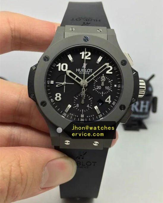 41MM Hublot Big Bang 341.CT.130.RX Grey Steel