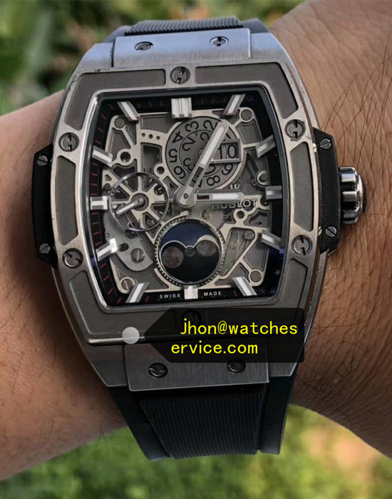 Barrel Hublot Spirit of Big Bang 42MM Titanium