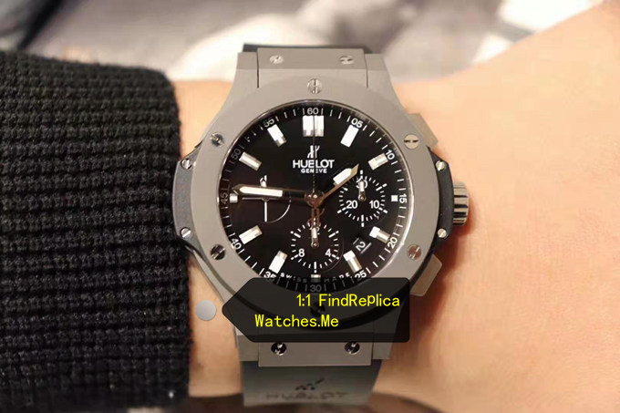 Fake Hublot Big Bang 301.SX.1170.RX Gray Steel Watch