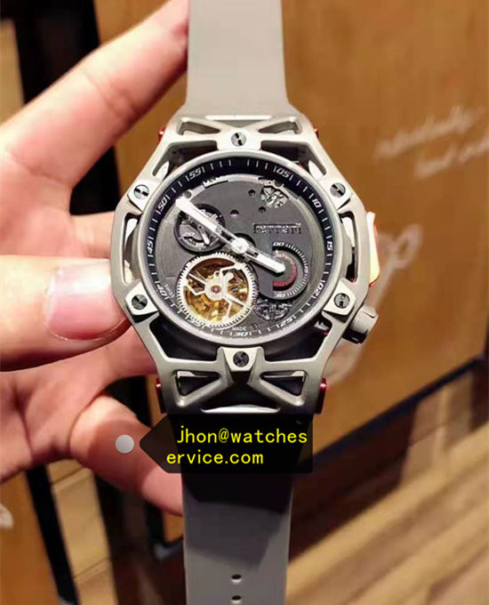 Limited Hublot Tourbillon Ferrari Techframe