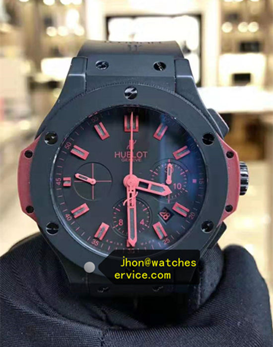 Red Spider Hublot Big-Bang 44MM Red Gray Pointer