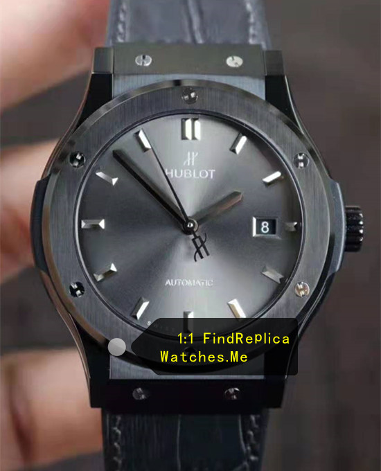 Hublot Classic Fusion All Black 38MM Watch