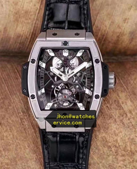 Titanium Hublot Spirit of Big Bang Tourbillon
