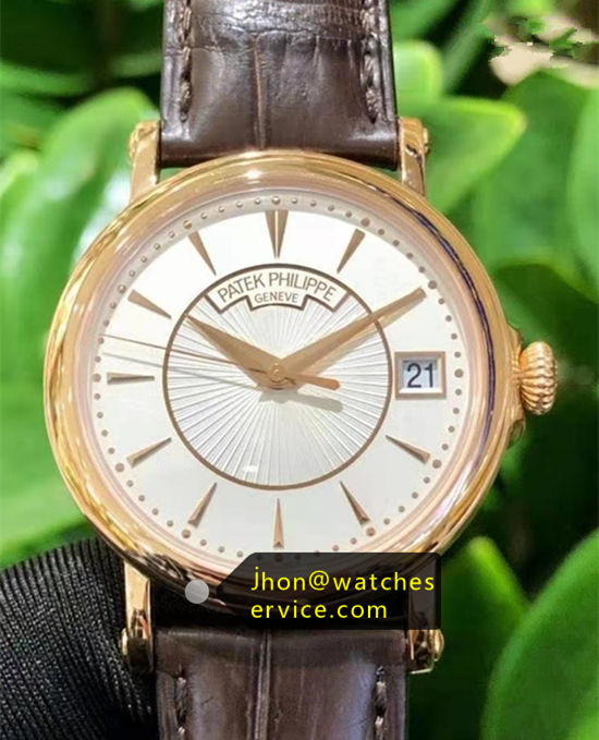 The Best 38MM Gold Patek Philippe Calatrava 5153G-010