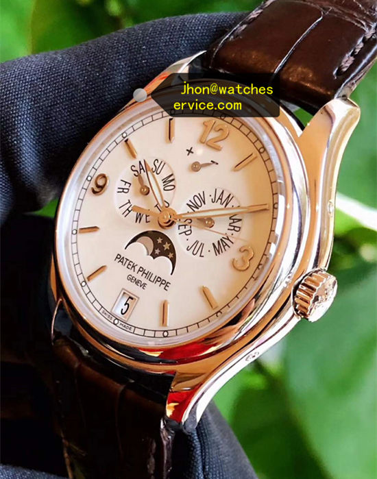 39MM Patek Philippe Complication 5146J-001 replica watch