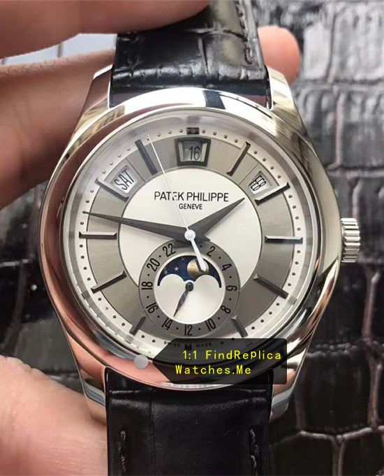 Patek Philippe Complex Timer 5205G-001 White Gray Face