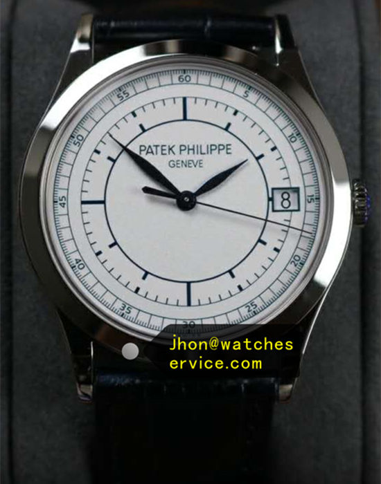 Patek Philippe Calatrava 5296G-001 Polished Steel