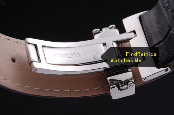 Fake Patek Philippe Super Complex Timer Stainless steel buckle