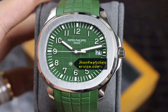 Grass Green Patek Philippe Aquanaut 5167R replica watch