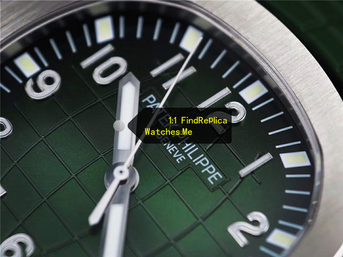 Replica Patek Philippe Aquanaut 5167R 40MM Green Face