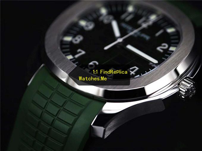 Replica Patek Philippe Aquanaut 5167R 40MM Green Watch