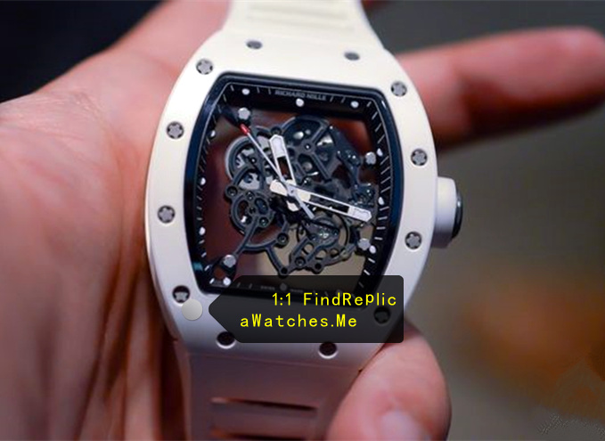 Replica Richard Mille RM 055 Hollow face