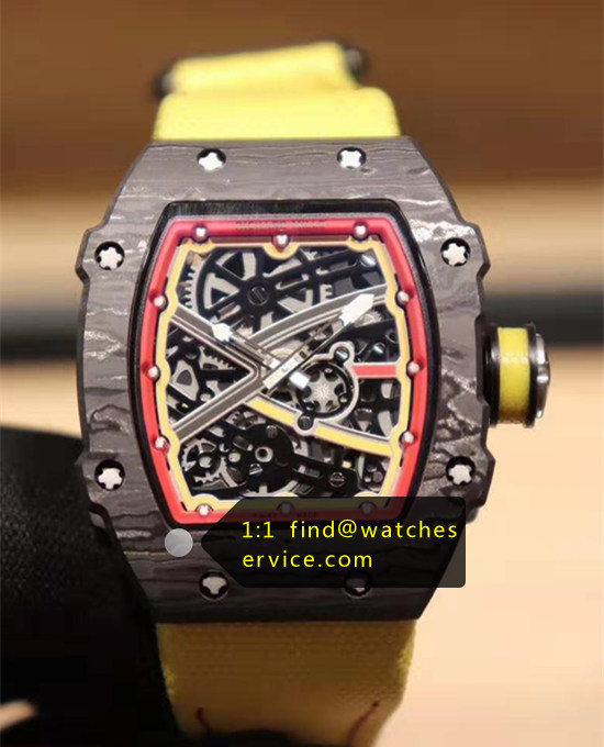 Richard Mille RM 67-02 Alexander Zvilev Sports Fiber Watch