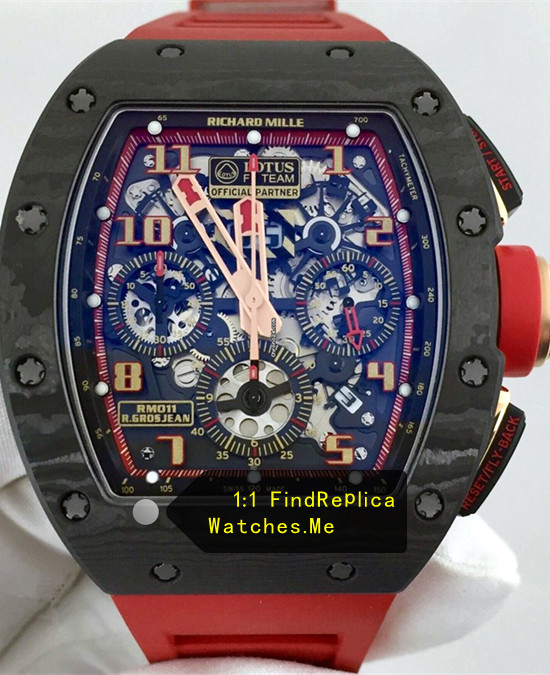 Richard Mille RM 011 LOTUS F1 TEAM Chronograph