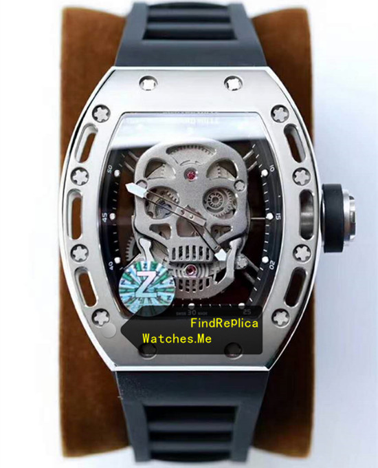 Richard Mille RM 052 Titanium From Z Factory