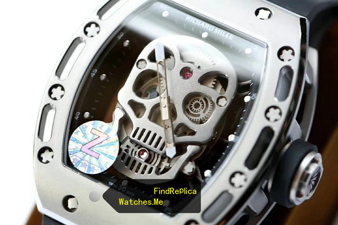 Replica Richard Mille RM 052 Titanium Face