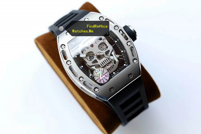 Replica Richard Mille RM 052 Titanium From Z Factory