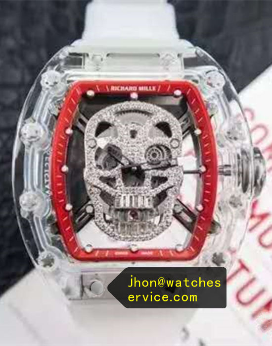 Richard Mille RM 052 Transparent 058A