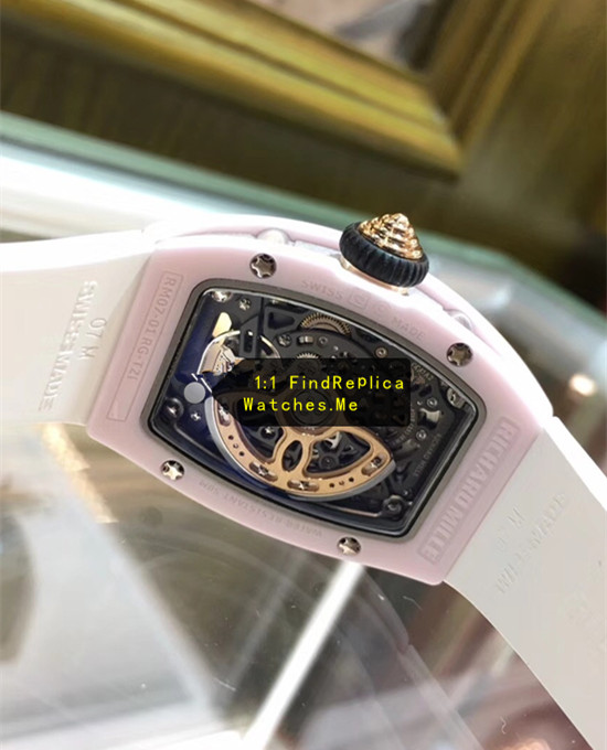 Replica Richard Mille RM 07-01 Ladies Hollow HD Image