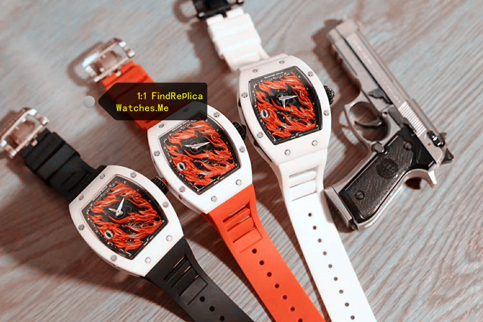 Fake Richard Mille RM 26-02 Evil Eye Watches