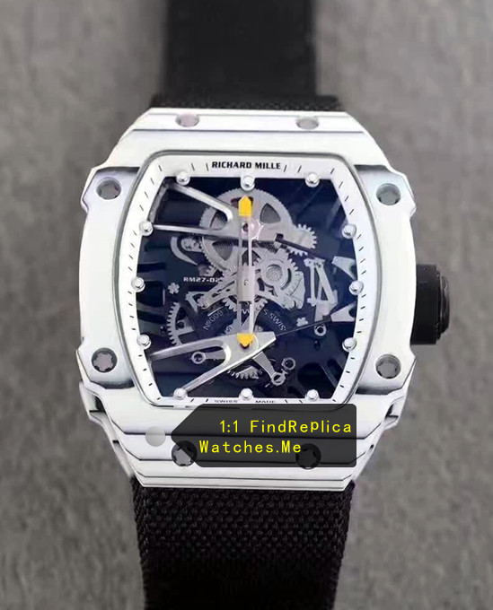 Richard Mille RM 27-02 Black Rafael Nadal Sport Watch