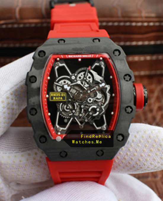 Richard Mille RM 35-01 Rafa Red A Grade