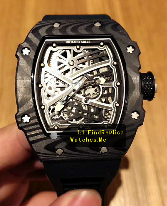 Richard Mille RM 67-02 All Black Sports Watch