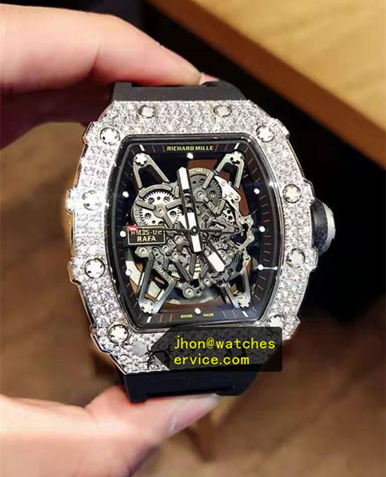 Full Diamonds Richard Mille RM 35-02