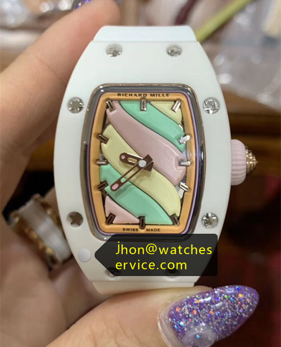 Lady Richard Mille RM 07-03 MARSHMALLOW