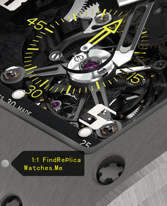 Replica Richard Mille RM 036 Face