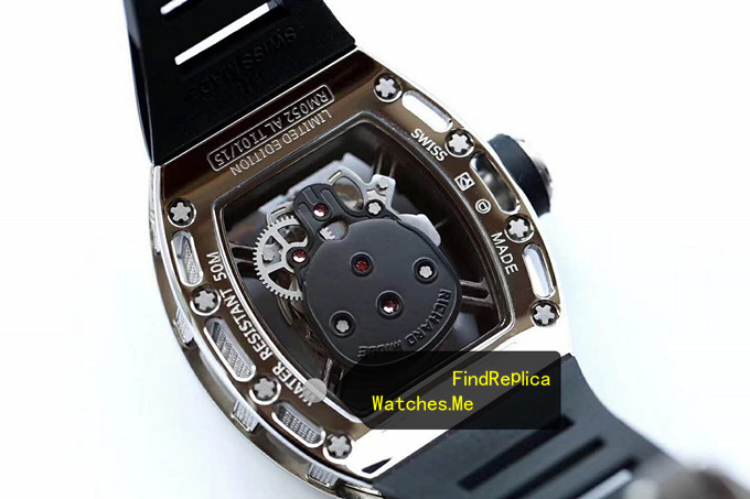 Replica Richard Mille RM 052 back
