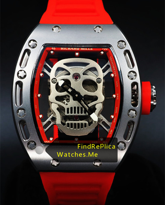 Richard Mille RM 052 Red Watch