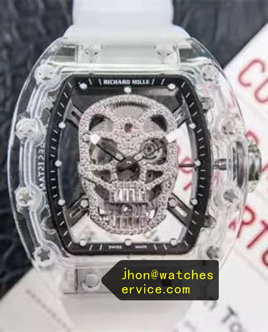 Richard Mille RM 052 Transparent 0785A
