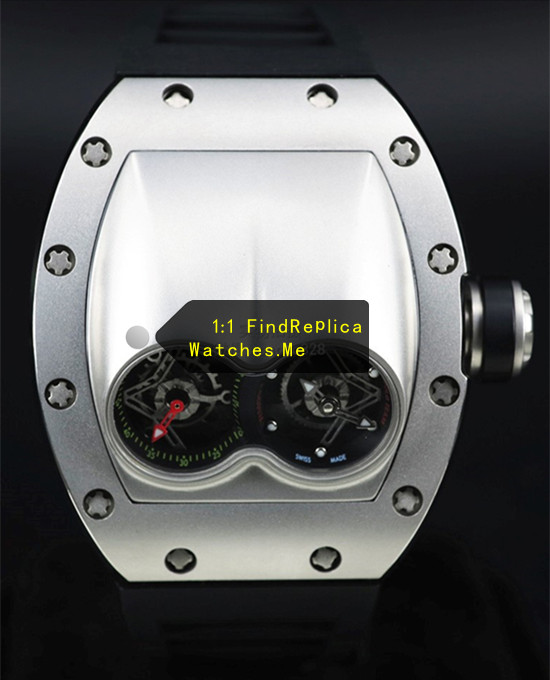 Richard Mille RM 053 Pablo MacDonogh TiC Gray Watch