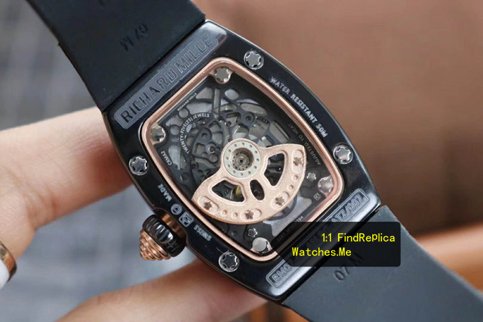 Replica Richard Mille RM 07-01 Ladies Hollow back