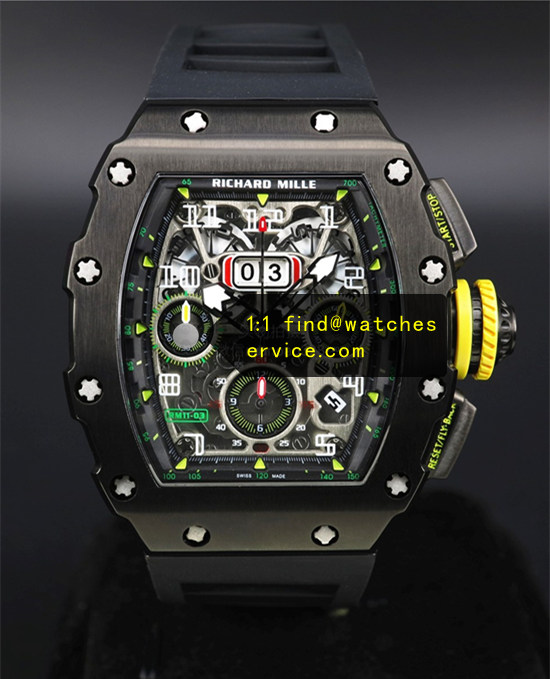 Richard Mille RM 11-03 Black Watch