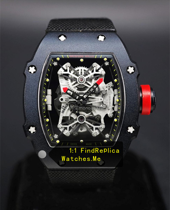 Richard Mille RM 27-01 Black Watch