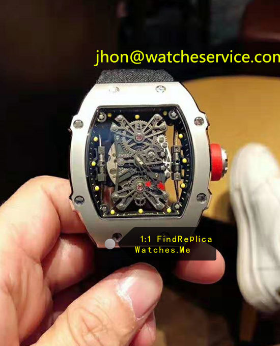 Replica Richard Mille RM 27-01 Titanium Watch